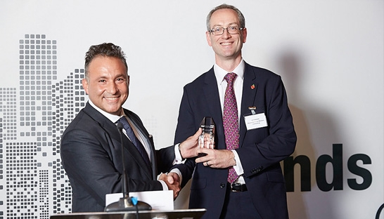 Alpha FMC named Consultant of the Year in asset management