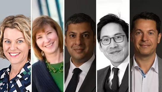 Korn Ferry Hay Group adds five senior partners to London team