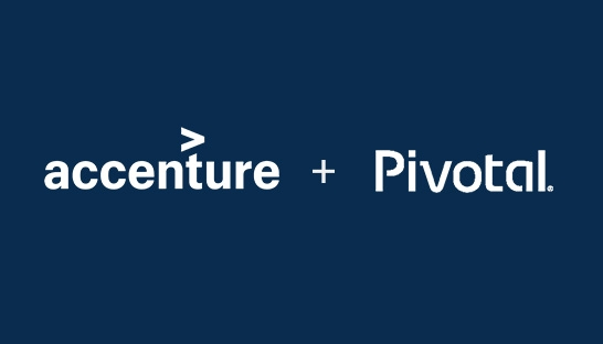 Accenture partners with Pivotal to help enterprises run like start-ups