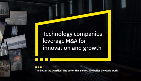 Technology companies leverage M&A for innovation and growth