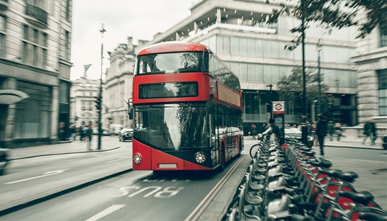 Six UK cities make top 100 sustainable mobility cities