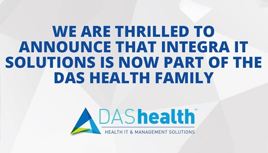 DAS Health acquires Integra to strengthen healthcare IT offering