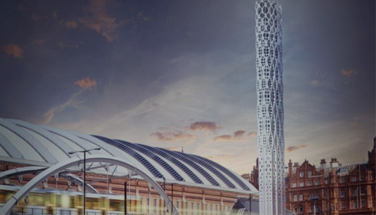 Arup designs shell of Manchester's new Combined Heat and Power plant