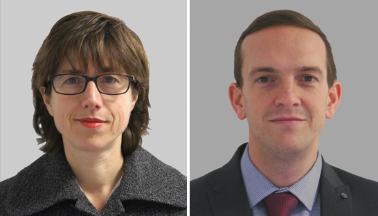 Steer Davies Gleave appoints Helen Waters and Richard Aitken