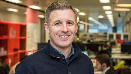 Arup appoints Ben Smith as new Director for Energy