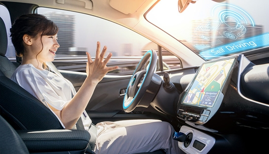 Auto industry to shift gears due to challenges of self-driving vehicles