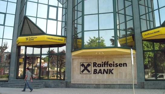BearingPoint's Abacus platform taken up by Raiffeisen Bank International