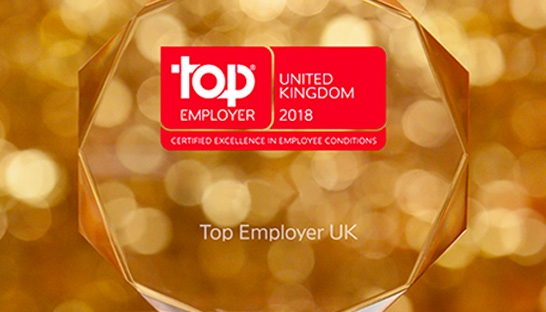 Seven technology consulting firms named top UK employers