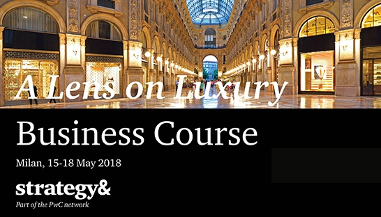 Why graduates should apply for Strategy& 'A Lens on Luxury' business course