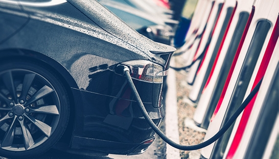 Electric vehicles could hold half of automotive market share by 2030