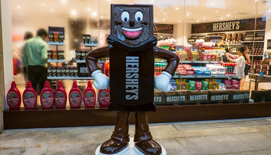 Accenture to oversee SAP roll-out of US chocolatier Hershey's