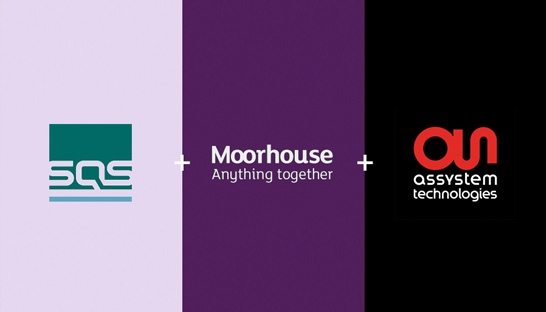Moorhouse Consulting joins forces with SQS and Assystem Technologies