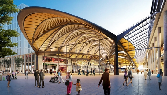 Arup to design revamp of London's Euston Station