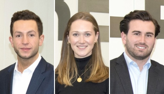CBRE expands UK retail team with three new Associate Directors