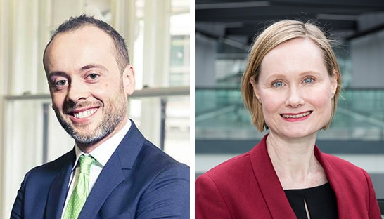 Marco Boldini and Naomi Burger join PwC and EY in London