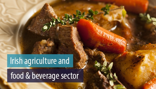 Irish agriculture and food & beverage sector set for M&A uplift in 2018