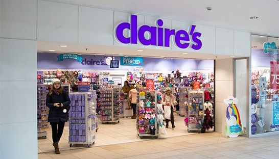 FTI to advise on restructuring as Claire's files for bankruptcy