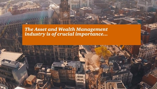 Executives in asset and wealth management sector positive about growth