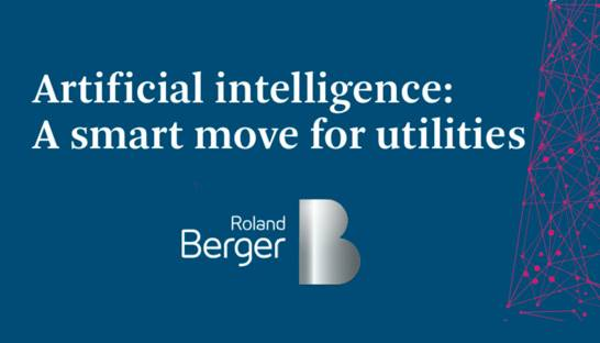 Artificial Intelligence set to revolutionise energy & utilities industry