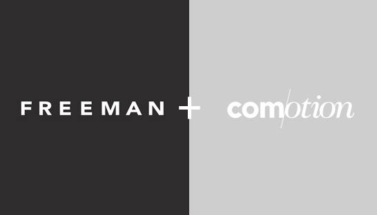 Brand specialist Freeman acquires UK consulting firm Comotion