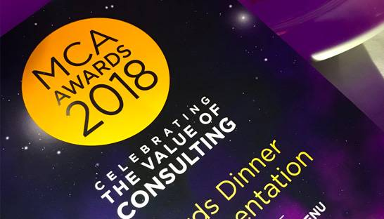 PwC Advisory and Deloitte Consulting steal the show at MCA Awards