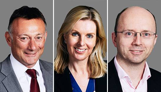 Alvarez & Marsal adds trio of senior advisors to A&M Taxand in London