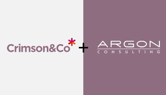 Operations consultancies Argon Consulting and Crimson & Co merge