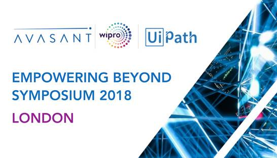 Avasant and Wipro team up for digital transformation event in London