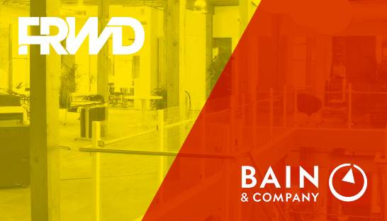 Bain & Company buys digital agency FRWD
