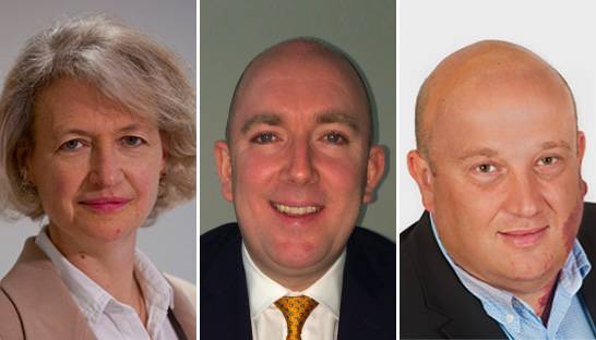 Kate Spalding, Greg Bradley and Mark Palmer join MCA board