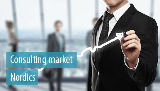 Management consulting market of Nordics grows 6% to €2.8 billion