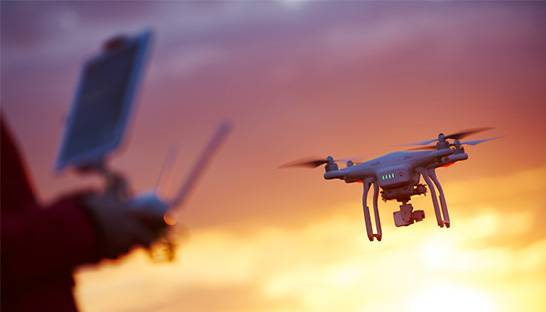 Drones to add £21 billion to UK public sector and financial services