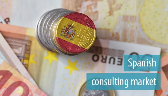 Spanish consulting market grows for fifth consecutive year