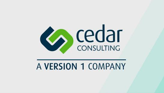HR technology consultancy Cedar Consulting bought by Version 1