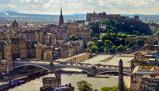 FinTech Scotland partners with Deloitte and Sopra Steria