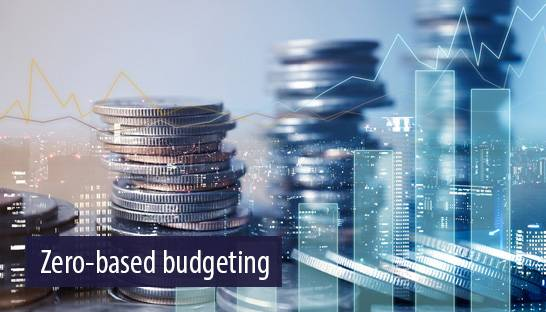 Despite benefits UK companies slow to adopt zero-based budgeting