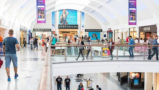 Resurgent bricks and mortar stores dominate 30 most popular UK retailers