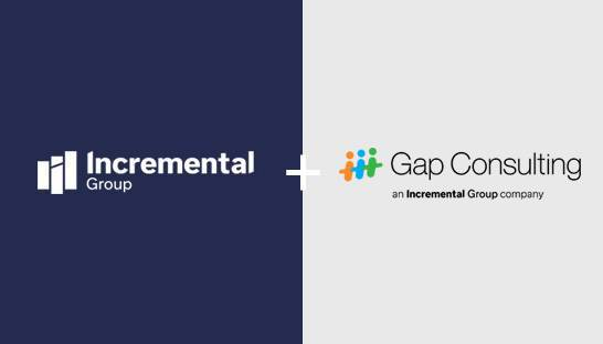 Incremental boosts headcount to 125 with Gap Consulting purchase