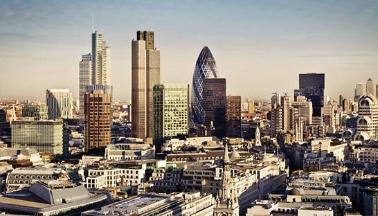 London wrests financial hub title from New York
