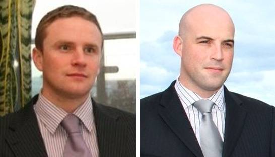 Ruairí Allen and Daniel Gaffney named Partners at Deloitte Ireland
