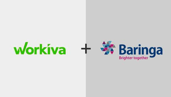 Baringa Partners agrees partnership with cloud provider Workiva