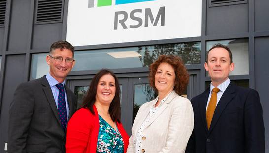 RSM appoints Paul Baldwin to its Swindon office as a Partner