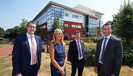 Grant Thornton becomes the first advisory firm at Sci-Tech Daresbury