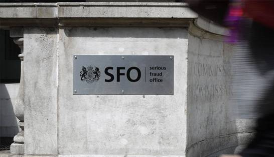 Number of Serious Fraud Office raids highest in six years