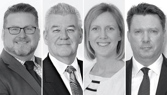 Baines Simmons appoints four new consultants to broaden expertise