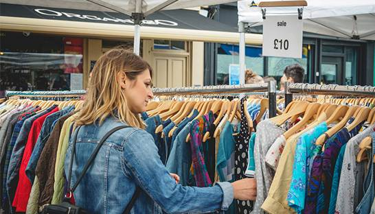 Despite sunshine, tough trading conditions persist for UK retail