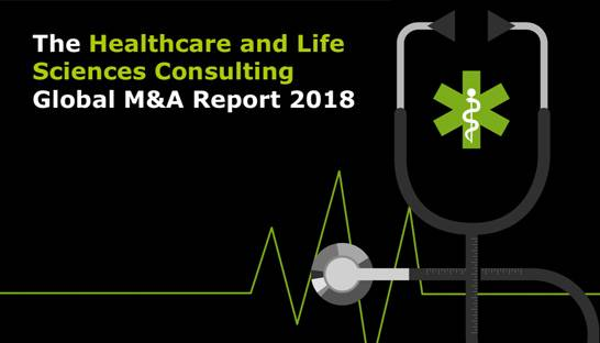 Buyers of healthcare consultants following a more focused strategy