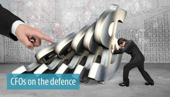 CFOs on the defence thanks to Brexit and trade war fears