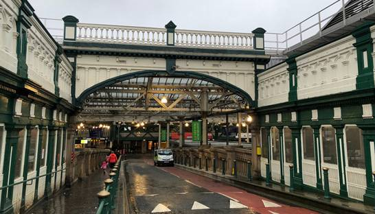 Arup to lead masterplan efforts of Edinburgh's Waverley Station
