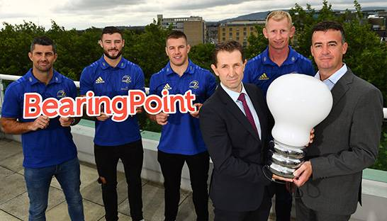 BearingPoint pens five year deal with Leinster Rugby